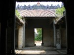 Courtyard/temple