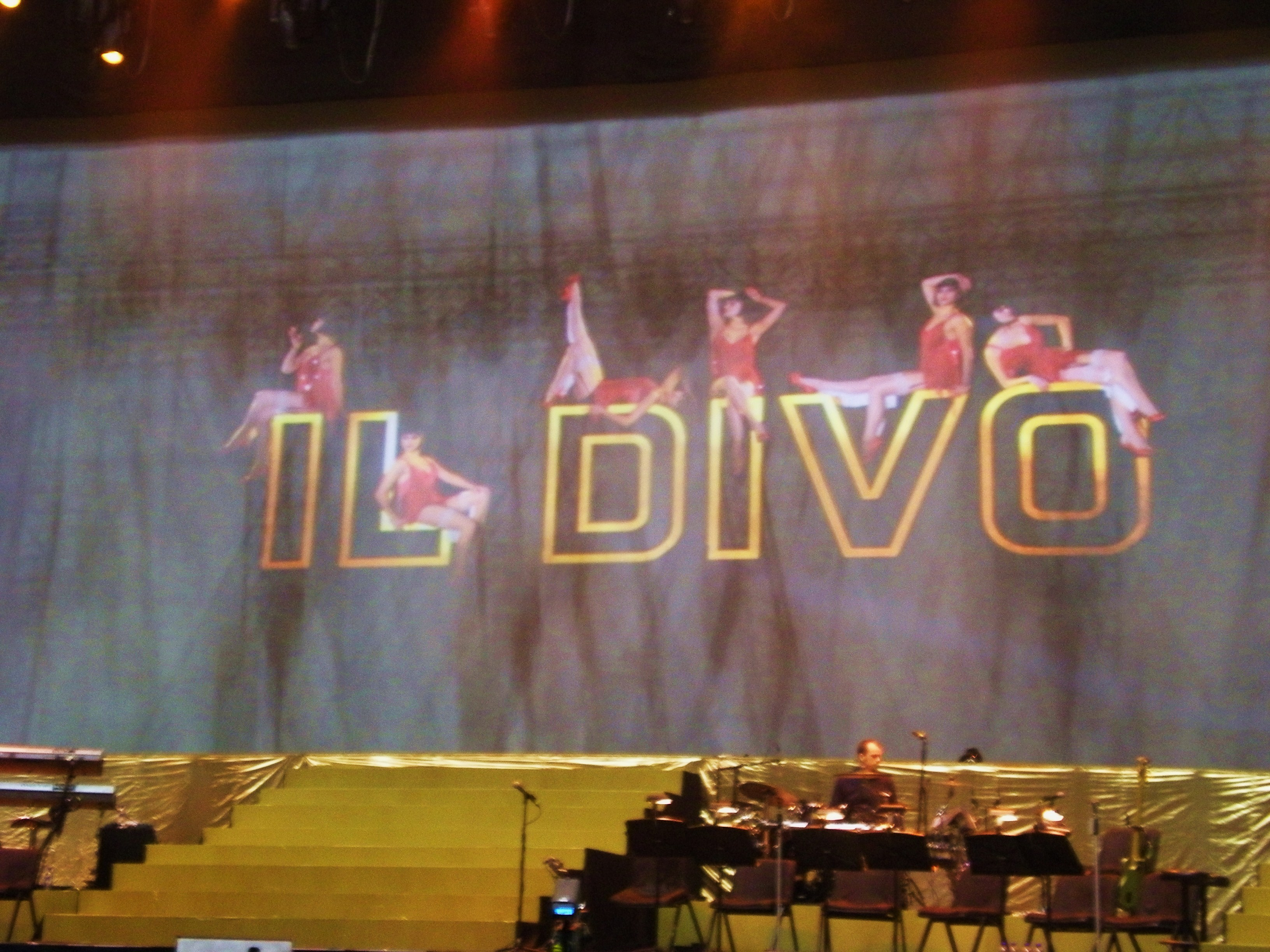 Il divo here there everywhere this that everything - Il divo italian songs ...