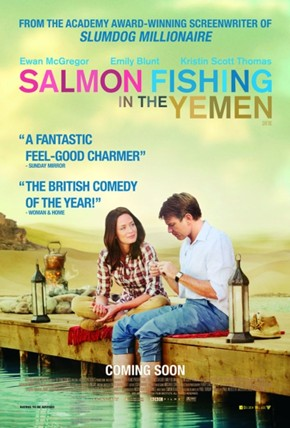 Attitude is everything here there everywhere this for Salmon fishing in the yemen
