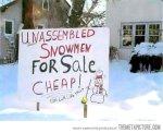 funny-sign-snowmen-winter