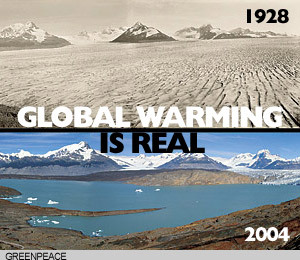 global warming is real essay