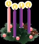 Four-Lit-Purple-Advent-Candles[1]