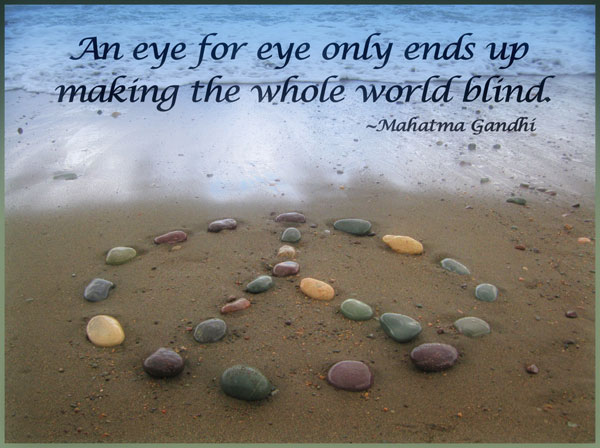 Quotes By Gandhi On Unity : Welcome here there everywhere this that everything