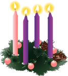 four-lit-purple-advent-candles1