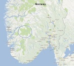 Hardangervidda_mapa_Norwegia1