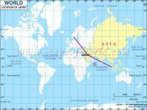 location-map-of-qatar-new