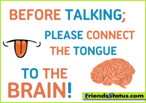 quotes-on-tongue-status-for-fb