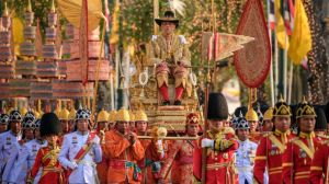 Thailand Celebrates The Coronation of King Rama X